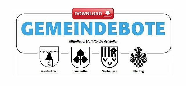 Klicken Sie auf das Bild um den Gemeindeboten Wiederitzsch herunterzuladen.