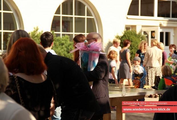 Schulanfang Wiederitzsch 2014