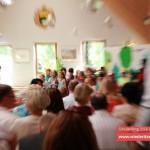 Die Klasse 3 begrüßt die neuen Schüler | Schulanfang Wiederitzsch 2014