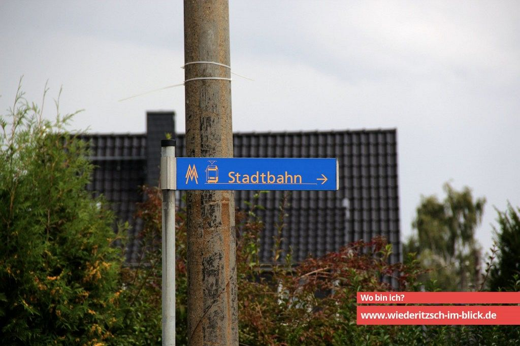 Wo bin ich gerade in Wiederitzsch - KW 35/2014