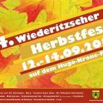 24. Wiederitzscher Herbstfest