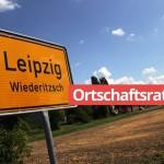 Heute ist wieder Ortschaftsratssitzung in Wiederitzsch (23.08.2017)