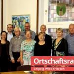 Konstituierende Sitzung des Ortschaftsrat Wiederitzsch
