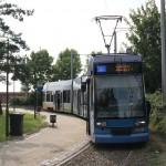Schienenersatzverkehr für die Linie 4 ab morgen!