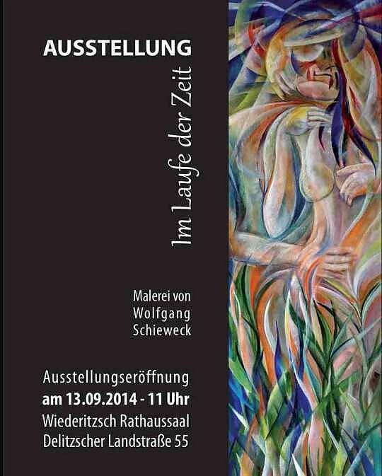 """Wolfgang Schieweck - Ausstellung """"Im Lauf der Zeit"""" (c) www.wolfgang-schieweck.de"""