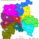 Wahlkreis 9 - Stadt Leipzig | (c) Amft für Statistik und Wahlen