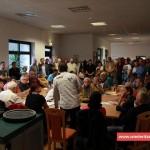 Erstes Treffen Wiederitzscher Bürger rund um das geplante zeitweilige Erstaufnahmelager für Flüchtlinge