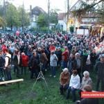 Erste Bürgerversammlung rund um die geplante Erstaufnahmeeinrichtung im ehem. Bundeswehrkrankenhaus