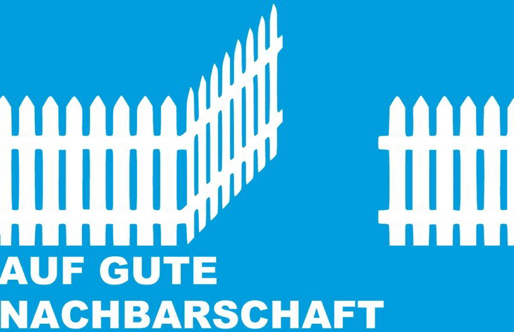 Logo: Veranstaltungsreihe Auf gute Nachbarschaft | http://aufgutenachbarschaft.blogsport.de