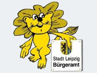 Logo: Bürgerämter Leipzig