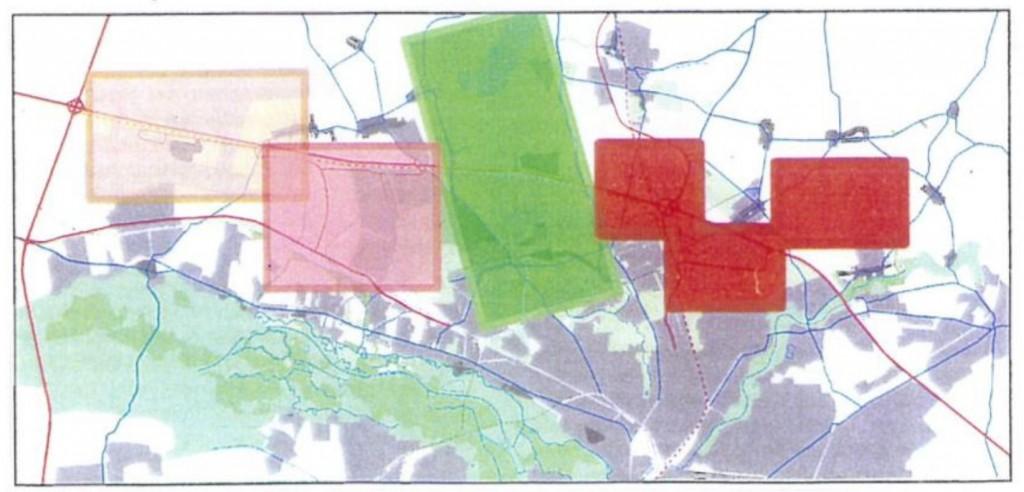 """Szenario: """"Stadtsequenz"""" (c) Grafik Stadt Leipzig"""