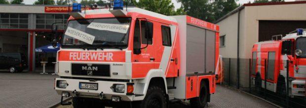 Ausschreibung zum Dreikampf der Freiwilligen Feuerwehr Wiederitzsch