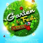 "Gartenfest im Kleingartenverein ""Am Rietzschketal"" e.V. Wiederitzsch – 14.-16.08.2015"