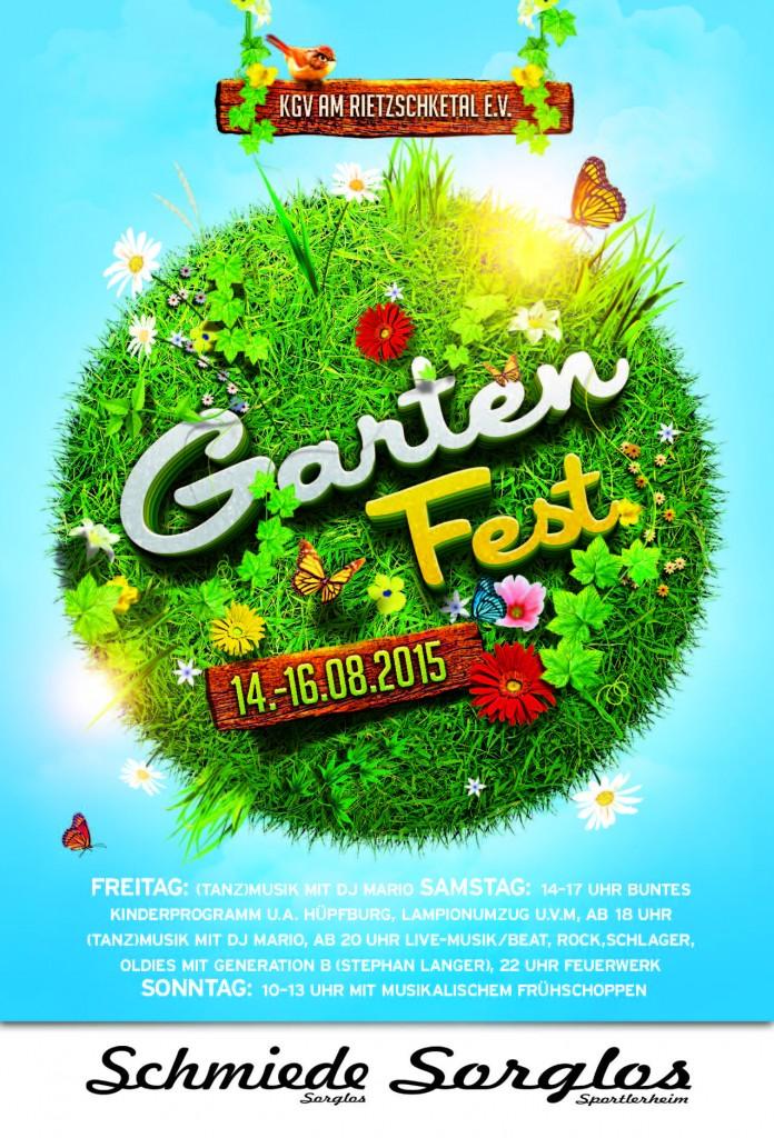 Garten Fest - KGV AM RIETZSCHKETAL E.V.