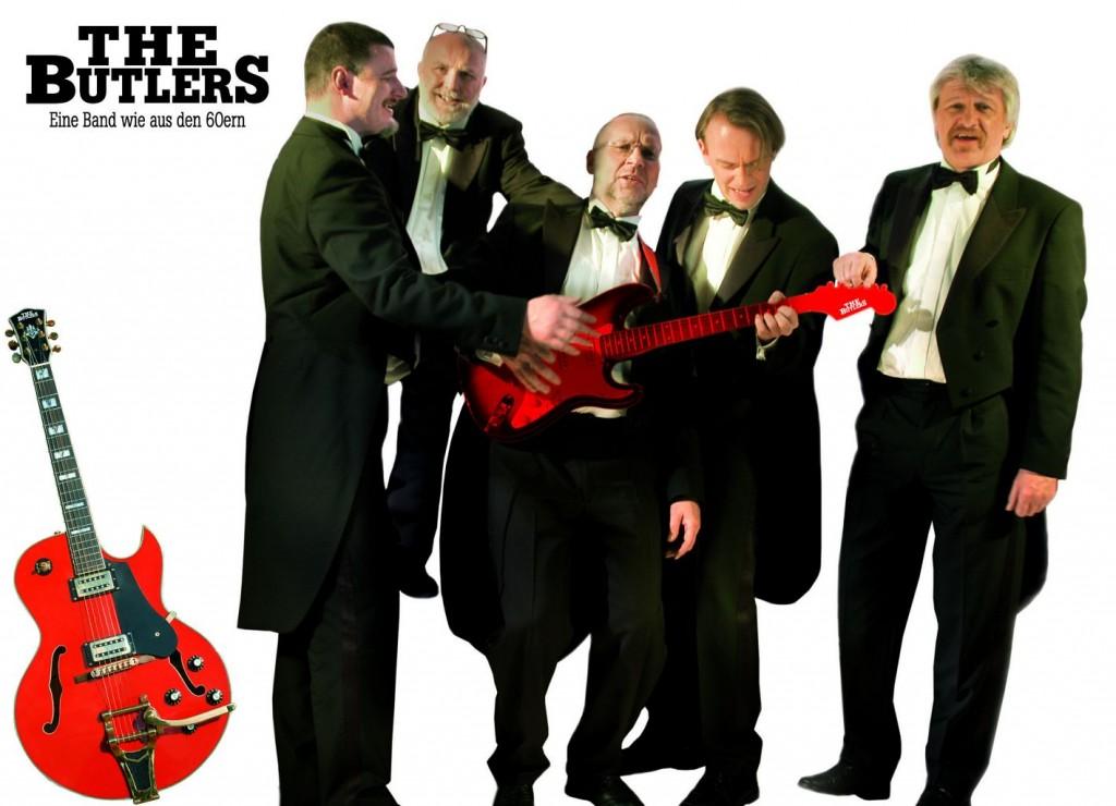 The Butlers (c) Pressefoto