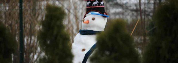 1 Tag Schnee in Wiederitzsch!