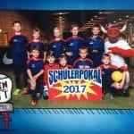 Die Grundschule Wiederitzsch gewinnt beim Schülerpokal der Roten Bullen (2016)