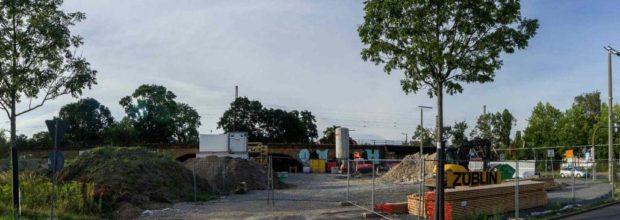 Sperrungen auf Grund der Brückenarbeiten in Wiederitzsch
