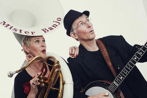 Lady Sou und Mister Banjo