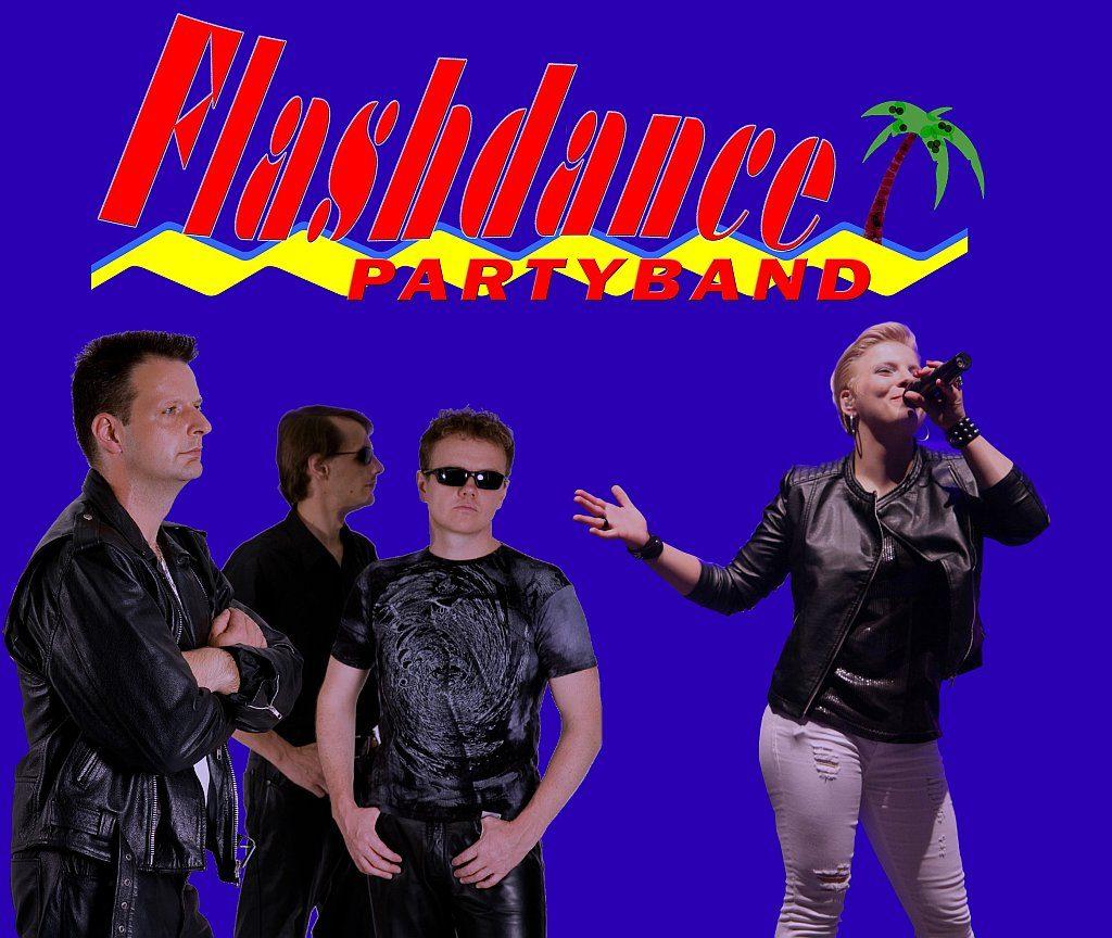 Flashdance Partyband aus Dresden