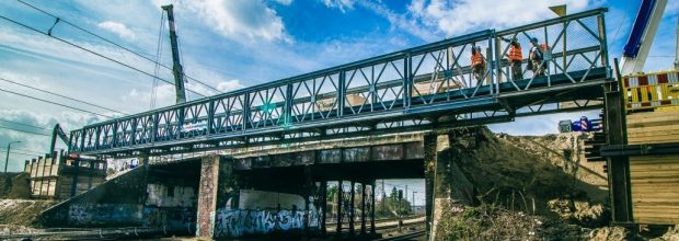 Landsberger Brücke in Wiederitzsch