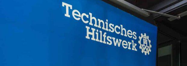 Das THW als neuer Mieter im ehemaligen Bundeswehrkrankenhaus stellt sich vor.
