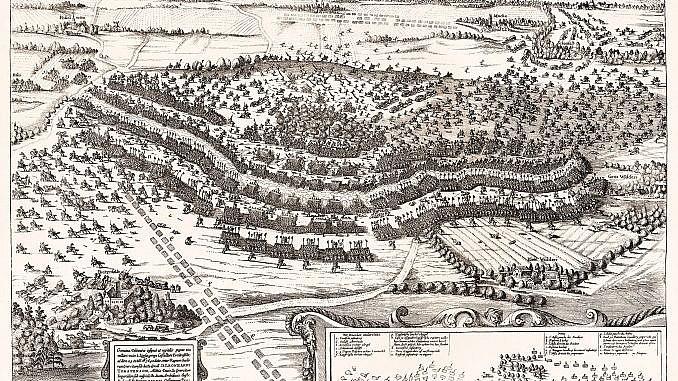 Schlacht von Breitenfeld 1642