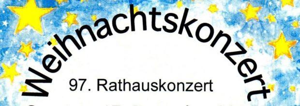 97. Rathauskonzert Wiederitzsch – Weihnachtsausgabe 2017