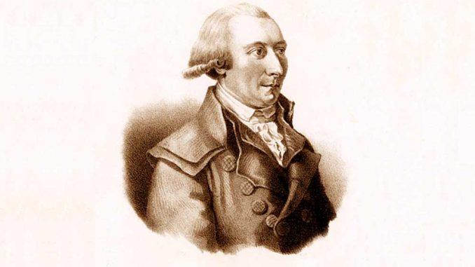 Georg Joachim Göschen (1752–1828) um 1854.