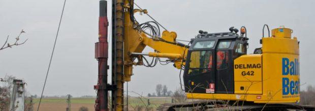 3 Tage nächtlicher Lärm in großen Teilen Wiederitzsch – Bahn rammt Pfosten in den Boden.