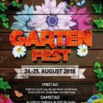 "Gartenfest im Kleingartenverein ""Am Rietzschketal"" e.V. Wiederitzsch – 24.-25.08.2018"
