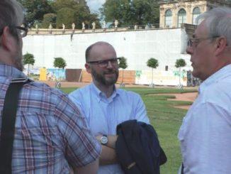 Wiederitzscher besuchen den Sächsischen Landtag