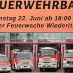 Freiwilligen Feuerwehr Wiederitzsch - Tag der offenen Tür und Feuerwehrball