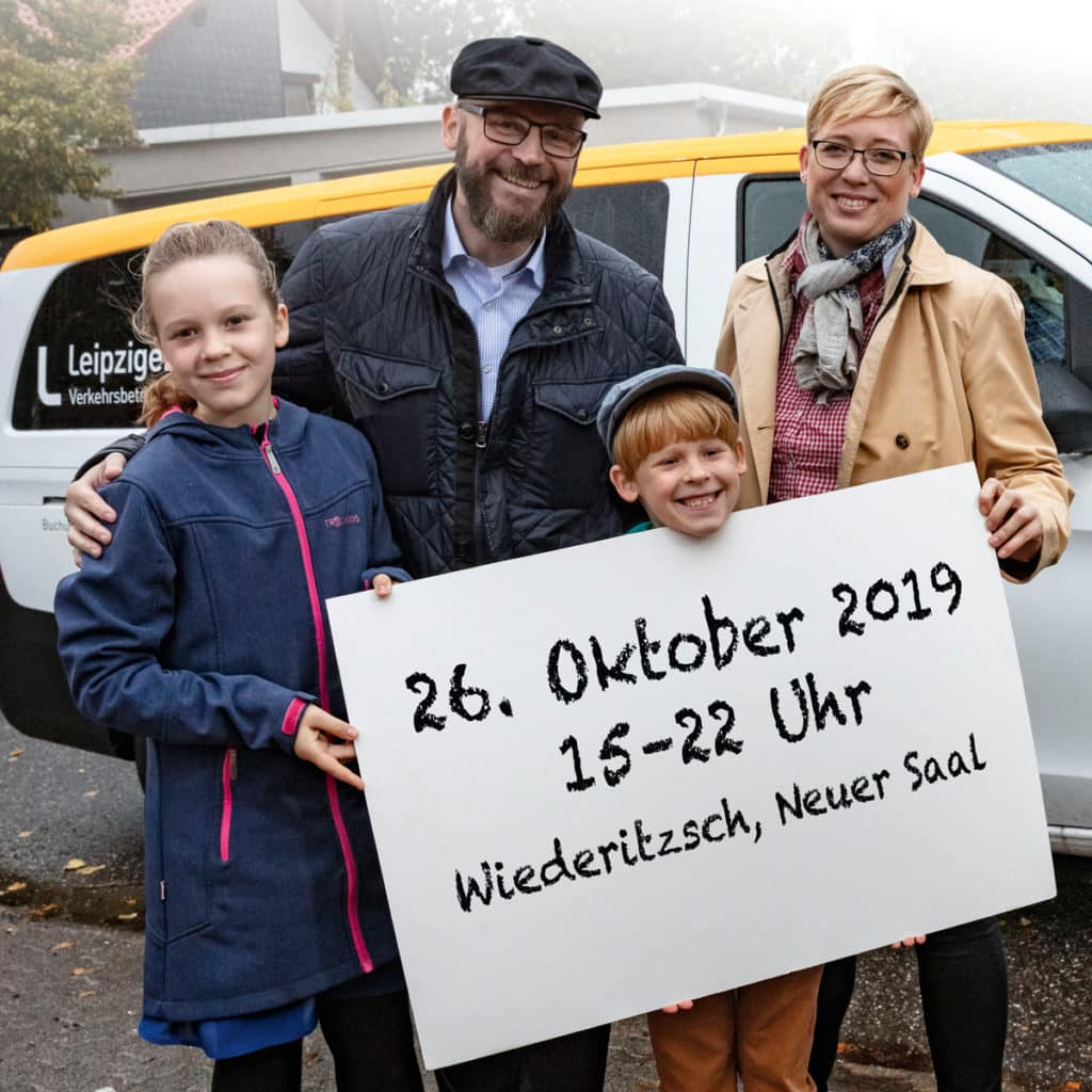 Flexa-Nachbarschaftsfest am 26.10.2019 in Wiederitzsch