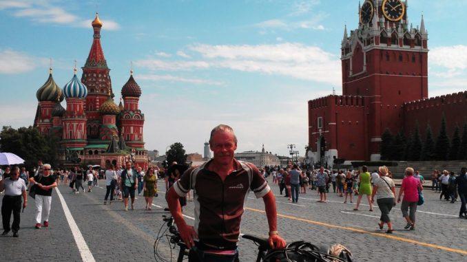 Mit dem Fahrrad durch Russland – von Leipzig nach Leipzig