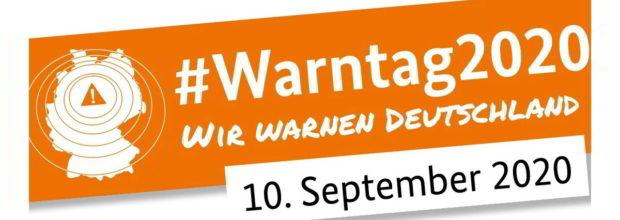 #warntag2020 in Wiederitzsch am 10.09.2020